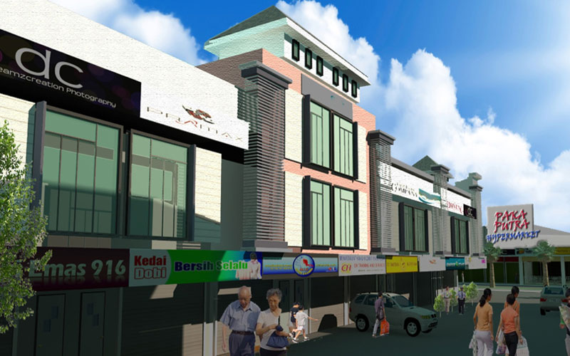 Sri Putera Commercial Centre