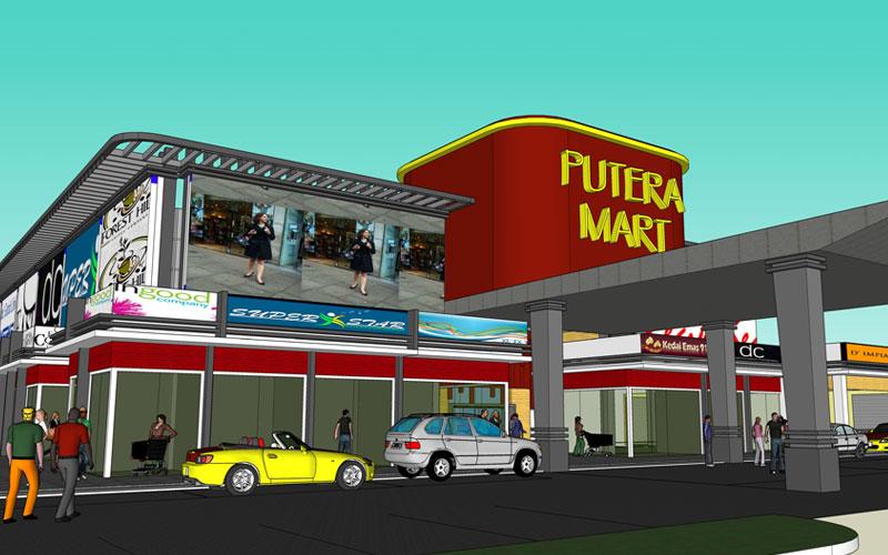 Putera Mart Supermarket